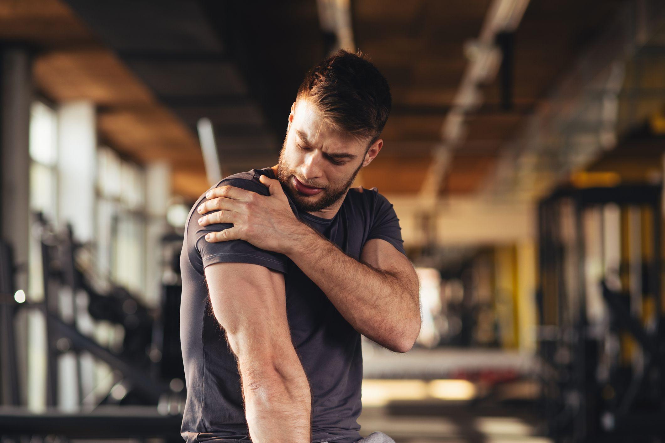 cause dolore muscolare dopo l'allenamento