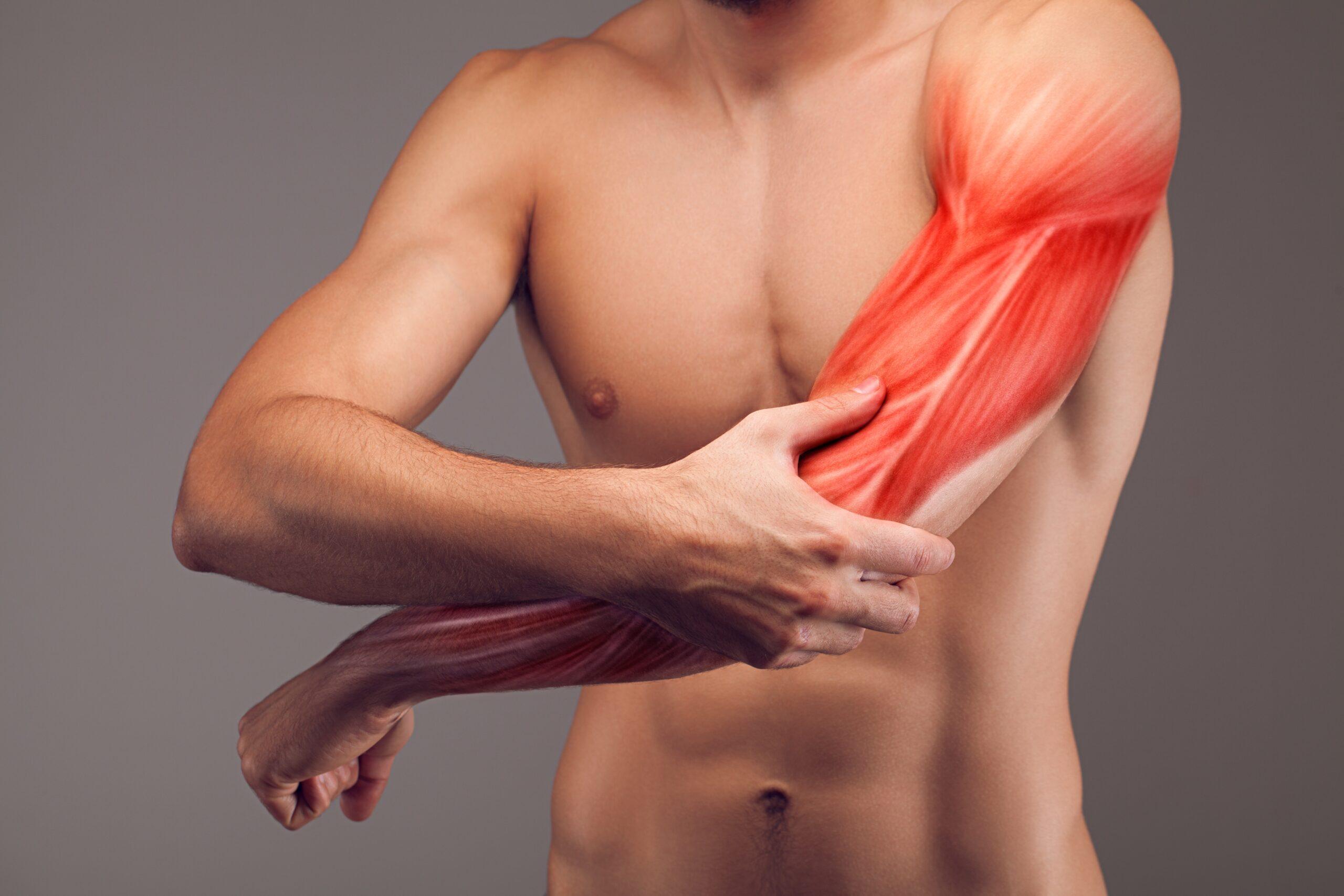 dolore muscolare dopo l'allenamento perchè