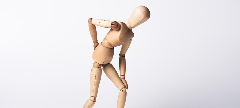 Mal di schiena? Qual'è la causa e come rimediare?