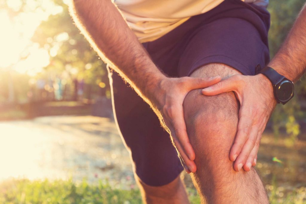 Articolazioni infiammate dopo l allenamento