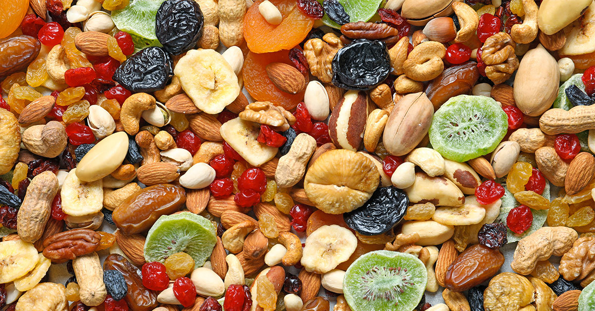 frutta secca per dimagrire