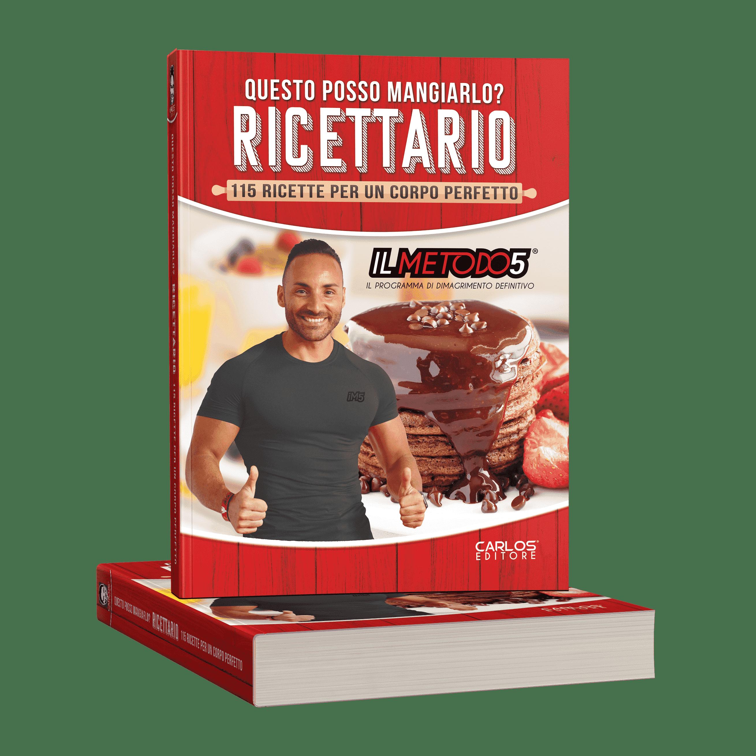 ricettario fitness