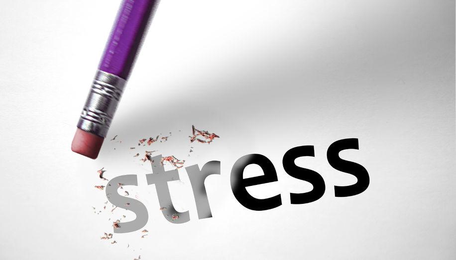 cancellare lo stress